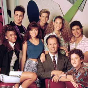 Saved by the Bell is listed (or ranked) 2 on the list The Best Teen Sitcoms of All Time