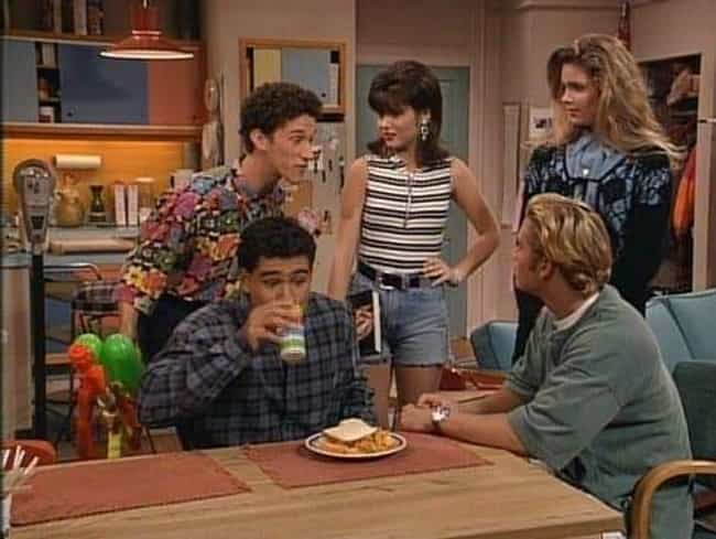 Saved by the Bell: The C... is listed (or ranked) 3 on the list 12 Great TV Shows That Fell Victim To The College Years