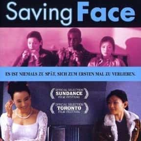 Saving Face is listed (or ranked) 8 on the list The Best Lesbian Movies