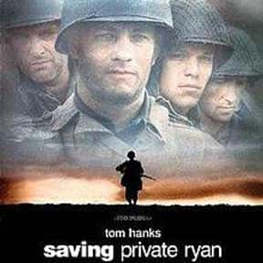 Saving Private Ryan is listed (or ranked) 2 on the list The Best Tom Hanks Movies