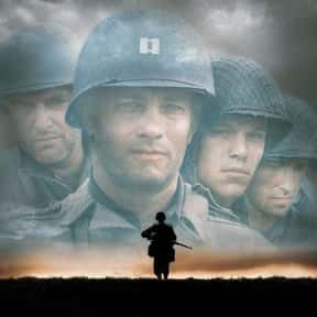 Saving Private Ryan is listed (or ranked) 13 on the list The Most Inspirational Movies Ever