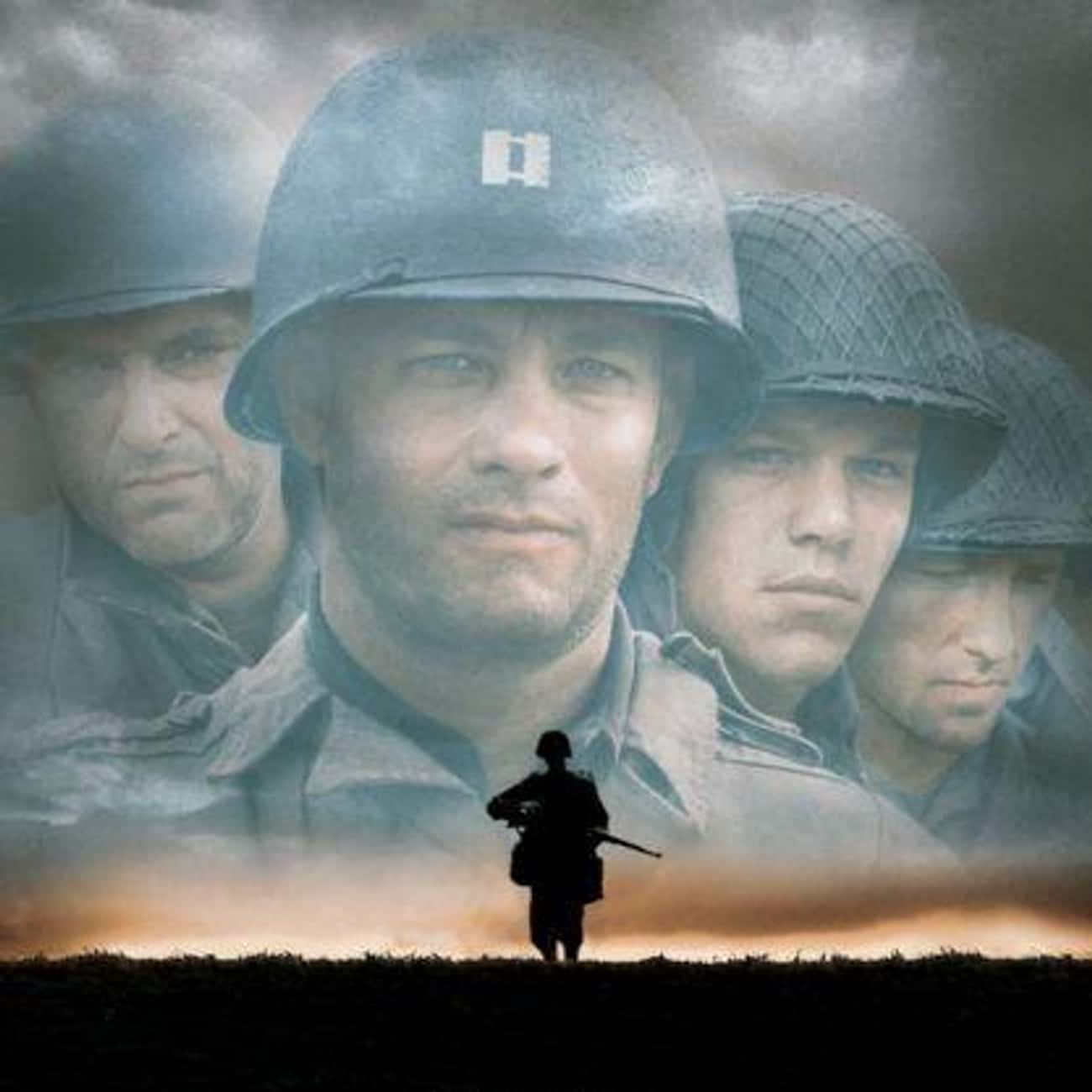 Saving Private Ryan is listed (or ranked) 3 on the list What to Watch If You Love 'Band of Brothers'