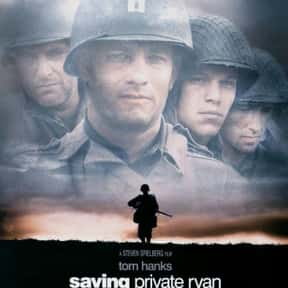 Saving Private Ryan is listed (or ranked) 1 on the list The Greatest World War II Movies of All Time