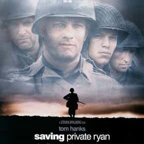 Saving Private Ryan is listed (or ranked) 4 on the list The Best Inspirational Movies