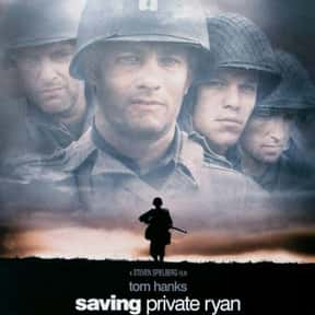 Saving Private Ryan is listed (or ranked) 1 on the list The Best Movies That Are Super Long
