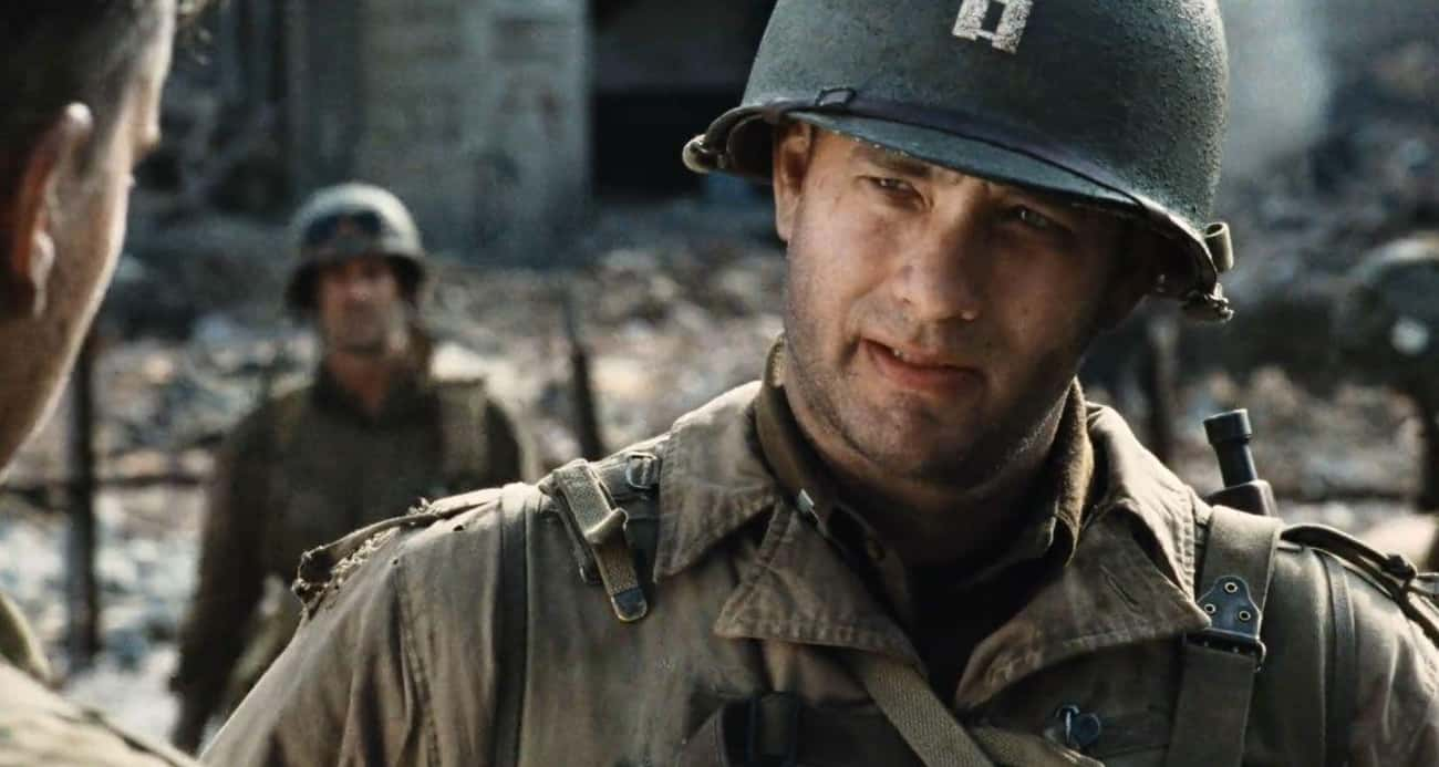 Captain John H. Miller In 'Sav is listed (or ranked) 2 on the list The Most Memorable Portrayals Of Veterans In Film