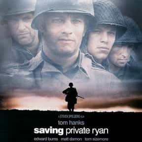 Saving Private Ryan is listed (or ranked) 8 on the list The Best R-Rated Movies That Blew Up At The Box Office