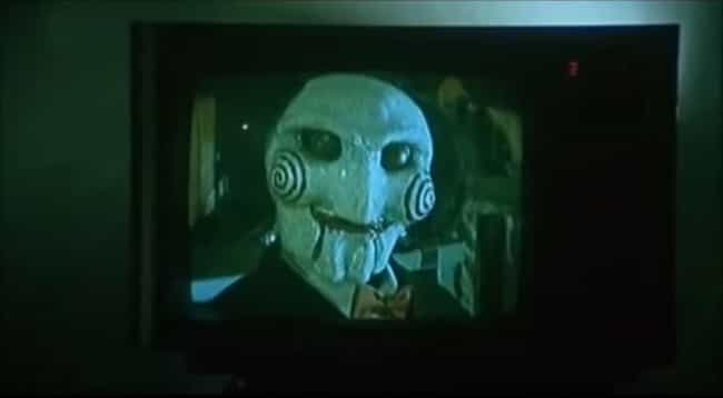 Saw is listed (or ranked) 4 on the list 12 Examples Of The Mandela Effect In Horror Movies That Really Freaked Us Out
