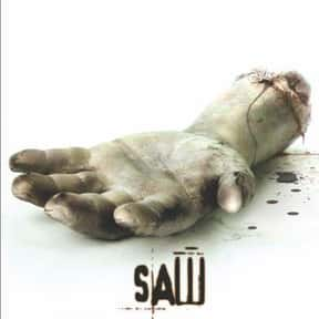 Saw is listed (or ranked) 24 on the list The Best Horror Movies Of All Time