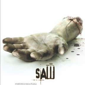 Saw is listed (or ranked) 18 on the list The Scariest Movies Ever Made