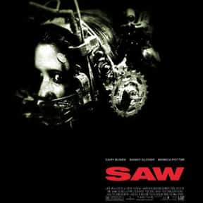 Saw is listed (or ranked) 18 on the list The Best Serial Killer Movies