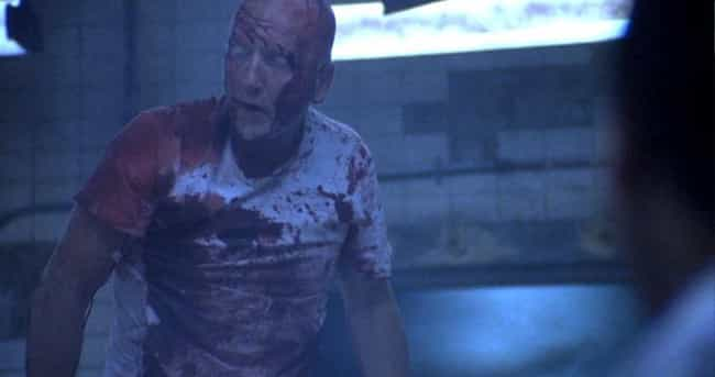 Saw is listed (or ranked) 4 on the list Pretty Good Horror Movies Where The Villain ISN'T REALLY DEAD!