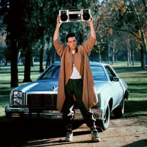 Say Anything... is listed (or ranked) 10 on the list Romantic Movies Your Girlfriend Forces You To Watch