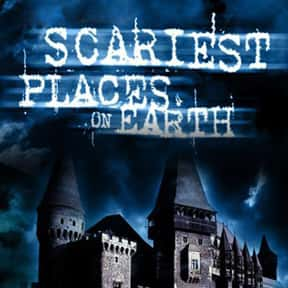 Scariest Places on Earth is listed (or ranked) 18 on the list The Best Paranormal TV Shows