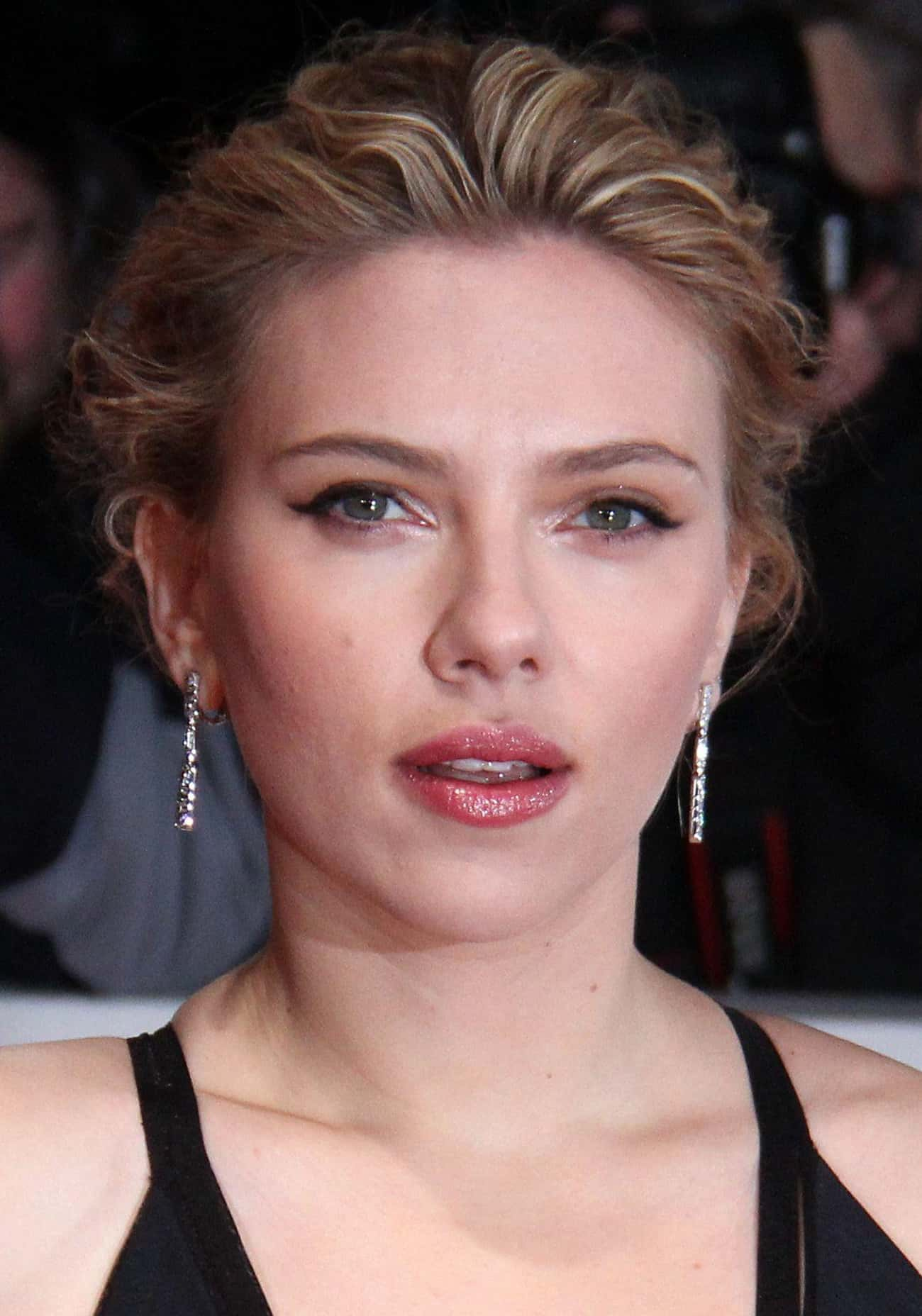 Scarlett Johansson is listed (or ranked) 1 on the list Famous People with Raspy Voices