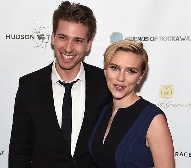 Scarlett Johansson is listed (or ranked) 1 on the list Celebrity Twins