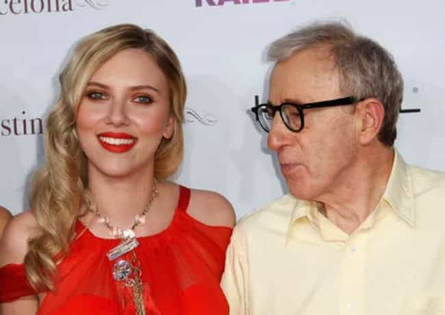 Scarlett Johansson is listed (or ranked) 3 on the list Famous Women Who Supported Men Accused Of Sexual Assault