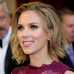 Scarlett Johansson is listed (or ranked) 3 on the list 45 Under 45: The New Class Of Action Stars