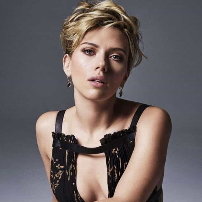 Scarlett Johansson is listed (or ranked) 3 on the list The Most Beautiful Celebrities Of Our Time