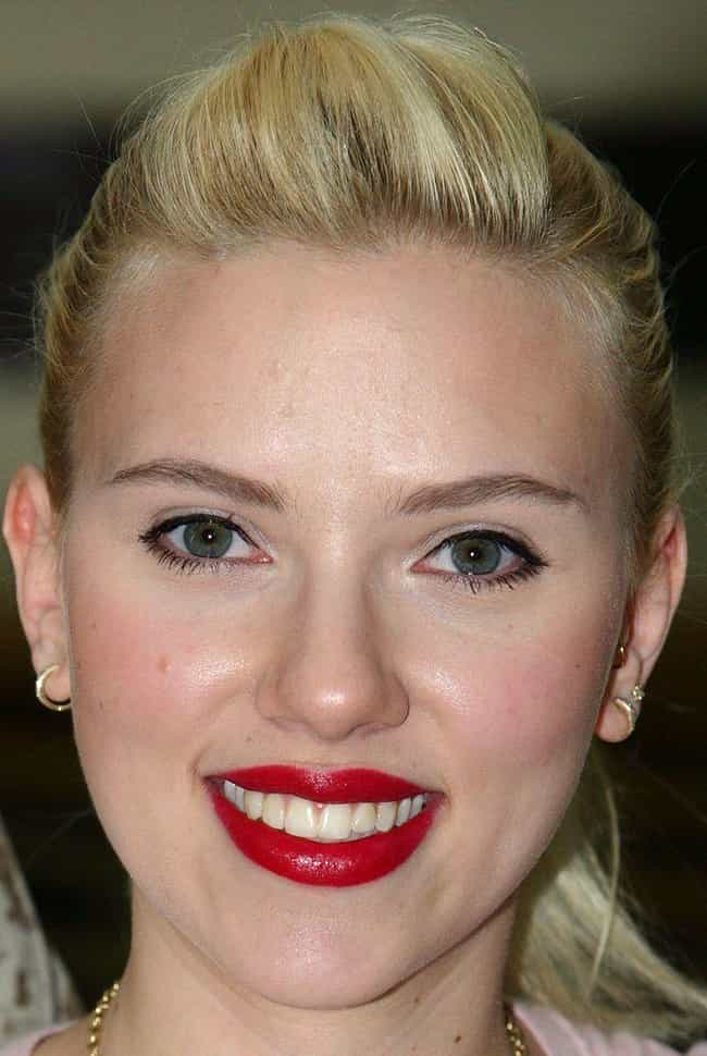 Scarlett Johansson is listed (or ranked) 2 on the list 24 Celebrities Who Have Gorgeous Green Eyes