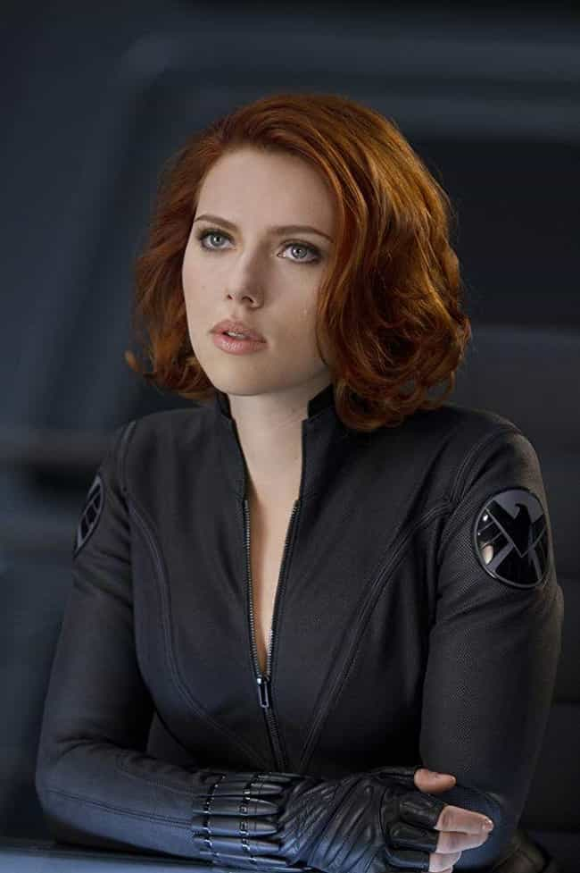 Scarlett Johansson is listed (or ranked) 4 on the list The Most Attractive Redheads Ever