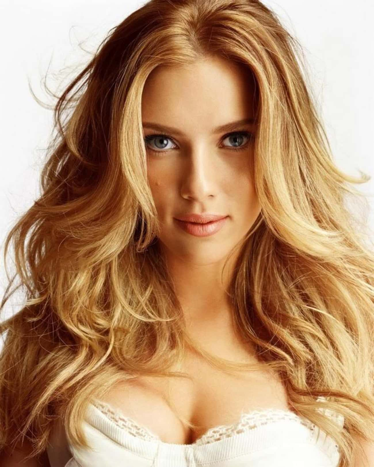 Scarlett Johansson is listed (or ranked) 2 on the list The Most Beautiful Women in the World