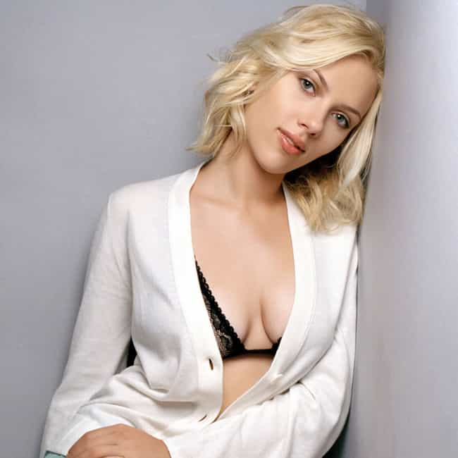 """Scarlett Johansson is listed (or ranked) 4 on the list Axe Says, """"Women Are Getting Hotter"""", Do You Agree?"""