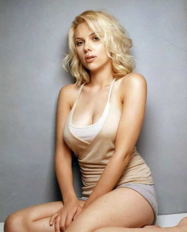 Scarlett Johansson is listed (or ranked) 3 on the list The Hottest Catholic Women Under 40