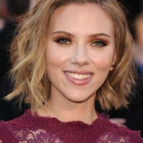 Scarlett Johansson is listed (or ranked) 3 on the list The Most Beautiful Women In Hollywood