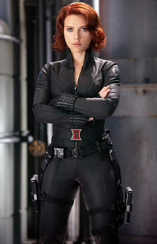 Scarlett Johansson is listed (or ranked) 3 on the list The Most Stunning Women in Action Movies