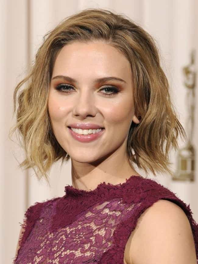 Scarlett Johansson is listed (or ranked) 1 on the list Celebrities Born On Thanksgiving