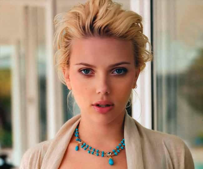 Scarlett Johansson is listed (or ranked) 1 on the list The Hottest Celebrities of Our Time