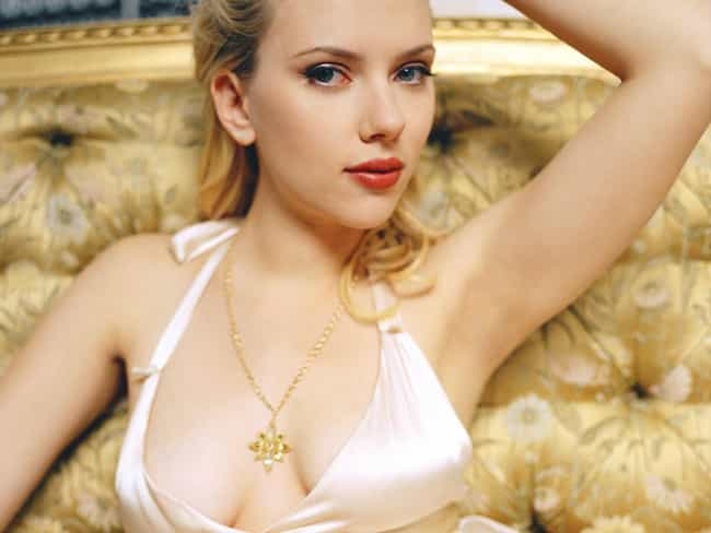 Scarlett Johansson is listed (or ranked) 4 on the list Esquire Magazine's Sexiest Woman Alive