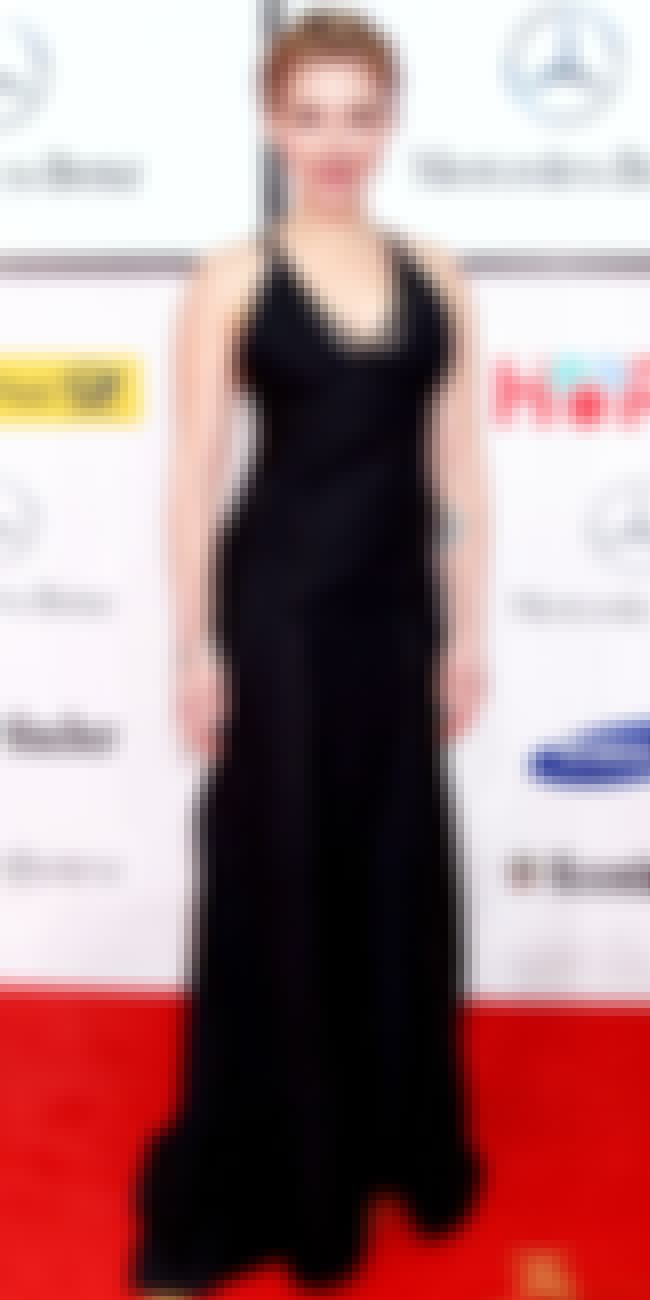 Scarlett Johansson is listed (or ranked) 4 on the list Celebrities in Calvin Klein Dresses
