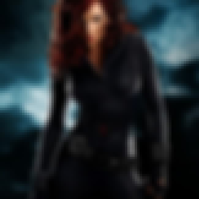 Scarlett Johansson is listed (or ranked) 2 on the list 40+ Actors Who Played Superheroes