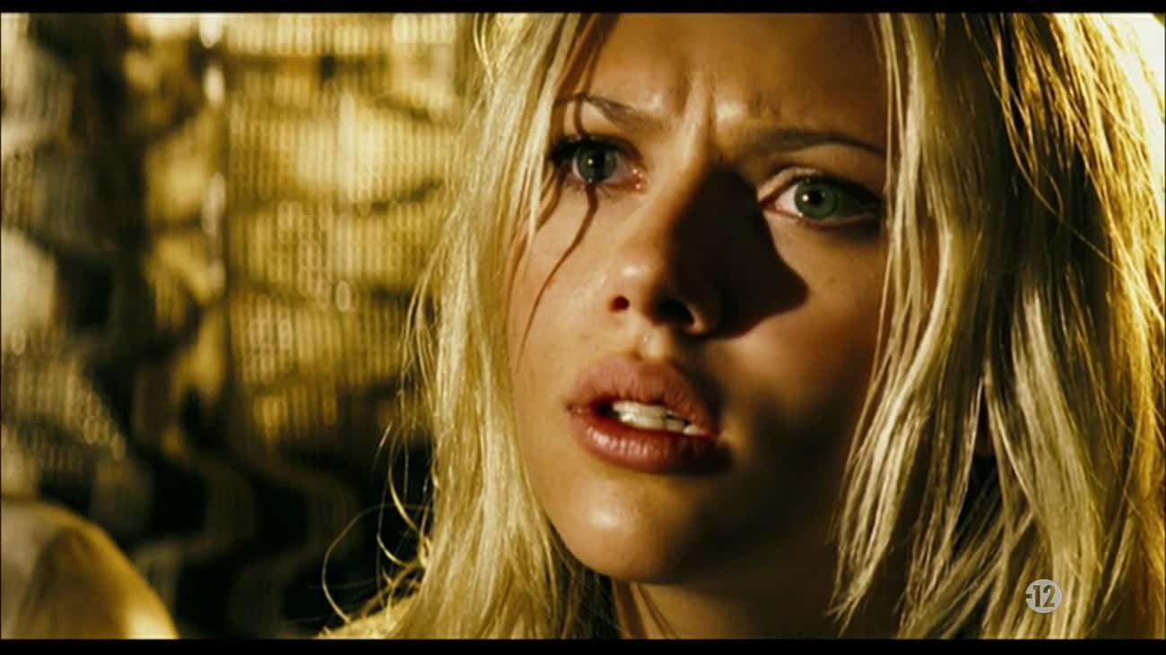 Scarlett Johansson - 'The Island'