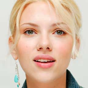 Scarlett Johansson is listed (or ranked) 5 on the list Natural Beauties Who Don't Need No Make-Up