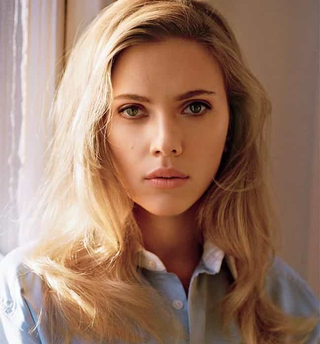 Scarlett Johansson is listed (or ranked) 4 on the list The Most Gorgeous Women with Doe Eyes