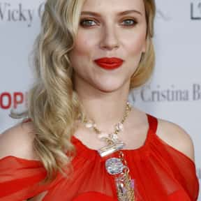 Scarlett Johansson is listed (or ranked) 9 on the list Who Was America's Sweetheart in 2018?