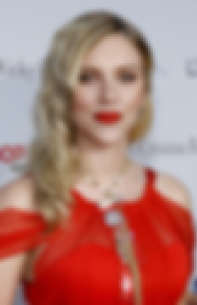 Scarlett Johansson is listed (or ranked) 6 on the list Celebrities Who Are Openly Pro-Israel
