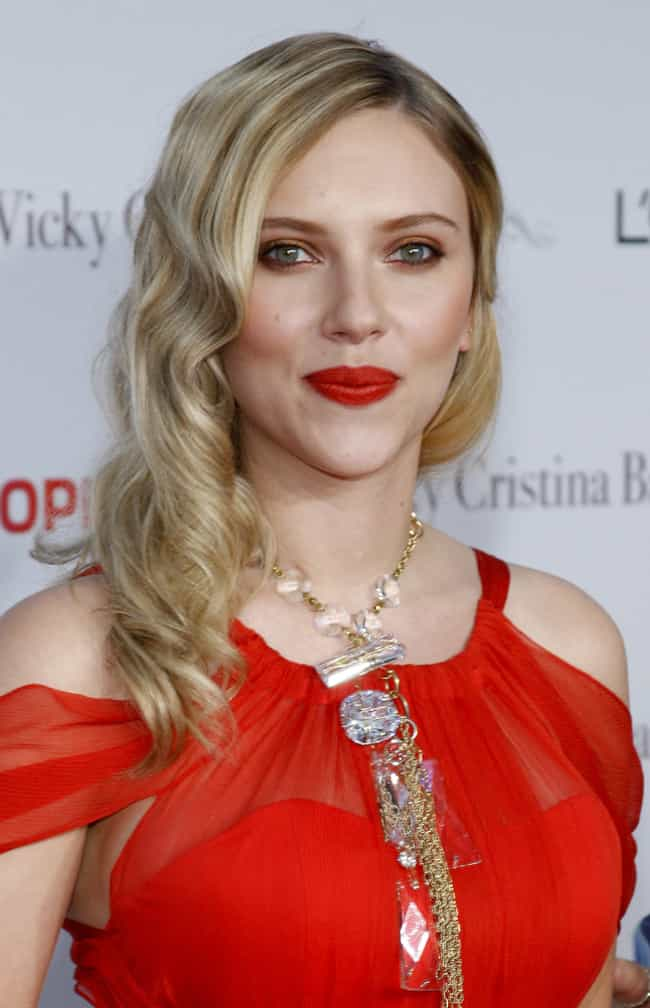 Scarlett Johansson is listed (or ranked) 1 on the list The Most Beautiful Women in the World