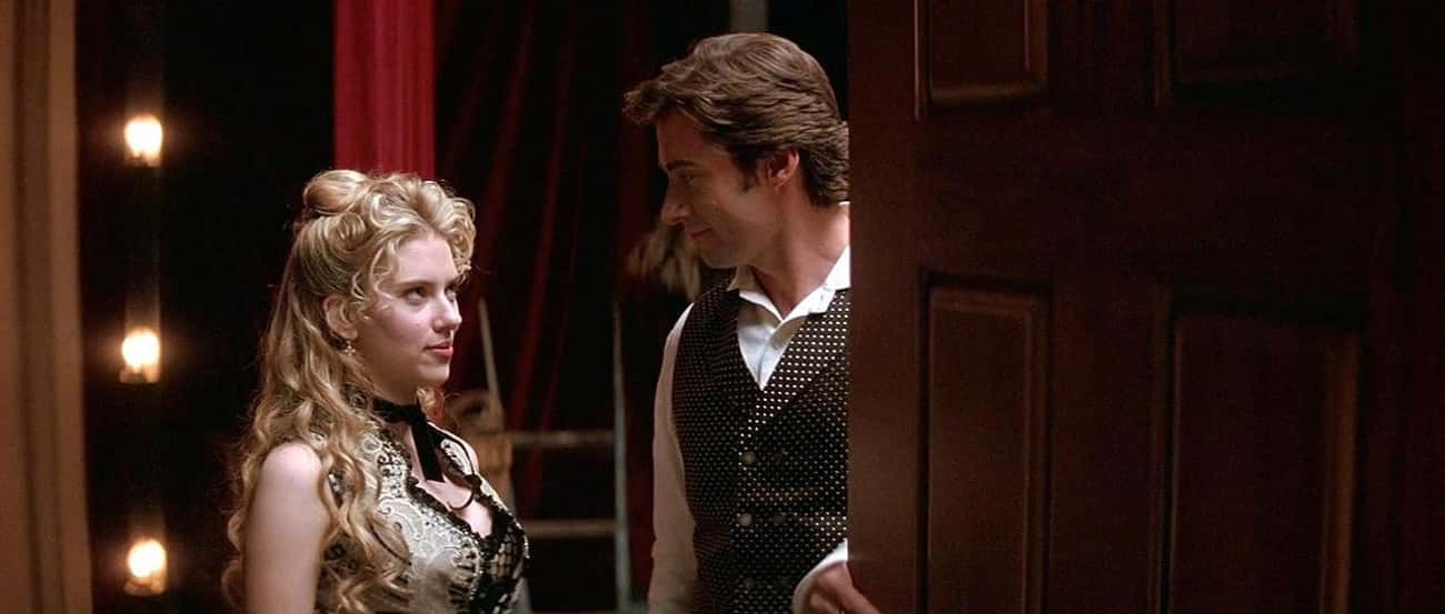 The Prestige is listed (or ranked) 3 on the list Actors Who Starred Together Before They Were Superheroes