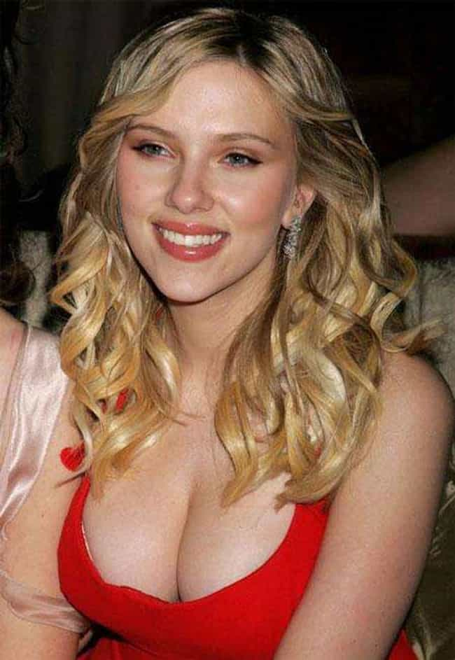Scarlett Johansson is listed (or ranked) 3 on the list The Best Boobs of Hollywood