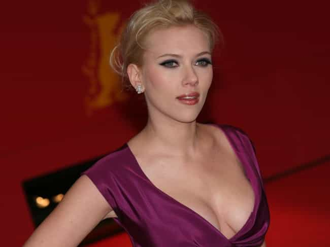 Scarlett Johansson is listed (or ranked) 1 on the list 34 Famous ISTPs