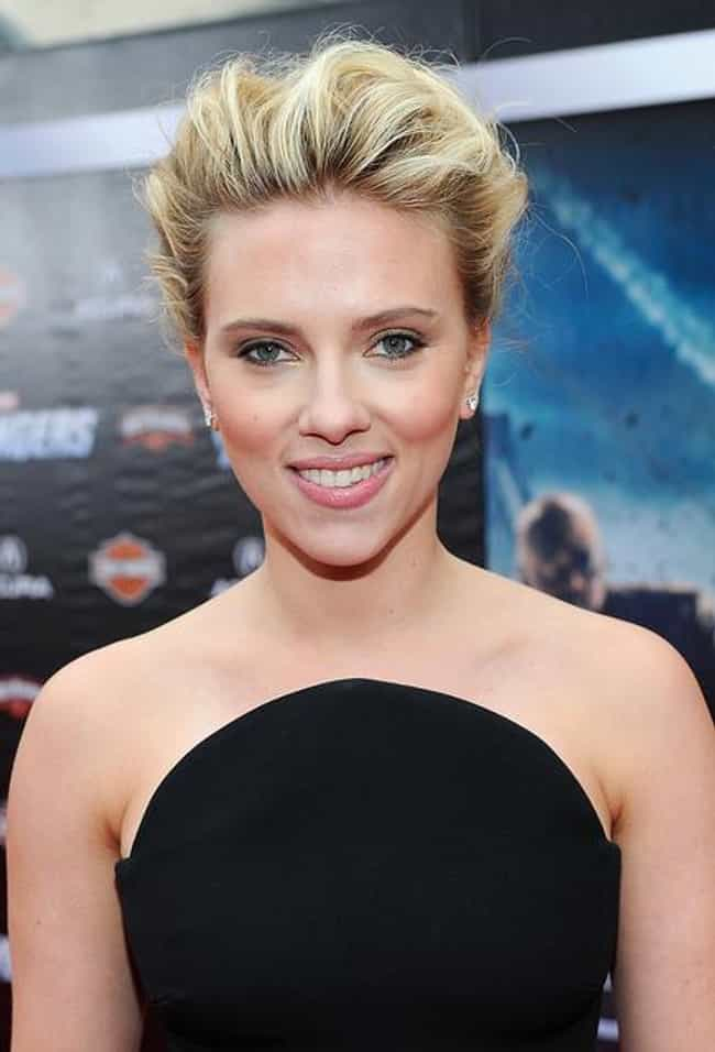 Scarlett Johansson is listed (or ranked) 6 on the list Celebrities Who Secretly Do A Ton Of Charity Work