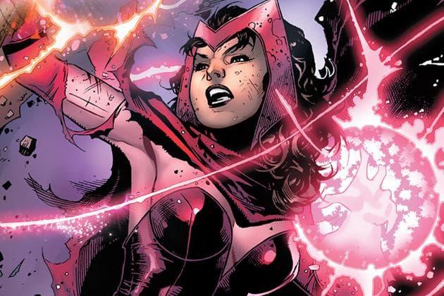 Image of Random Fictional Sorceress Win In A Magical Mega-Duel