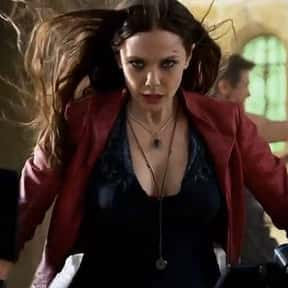 Scarlet Witch is listed (or ranked) 9 on the list Who Will Die In Avengers: Infinity War?