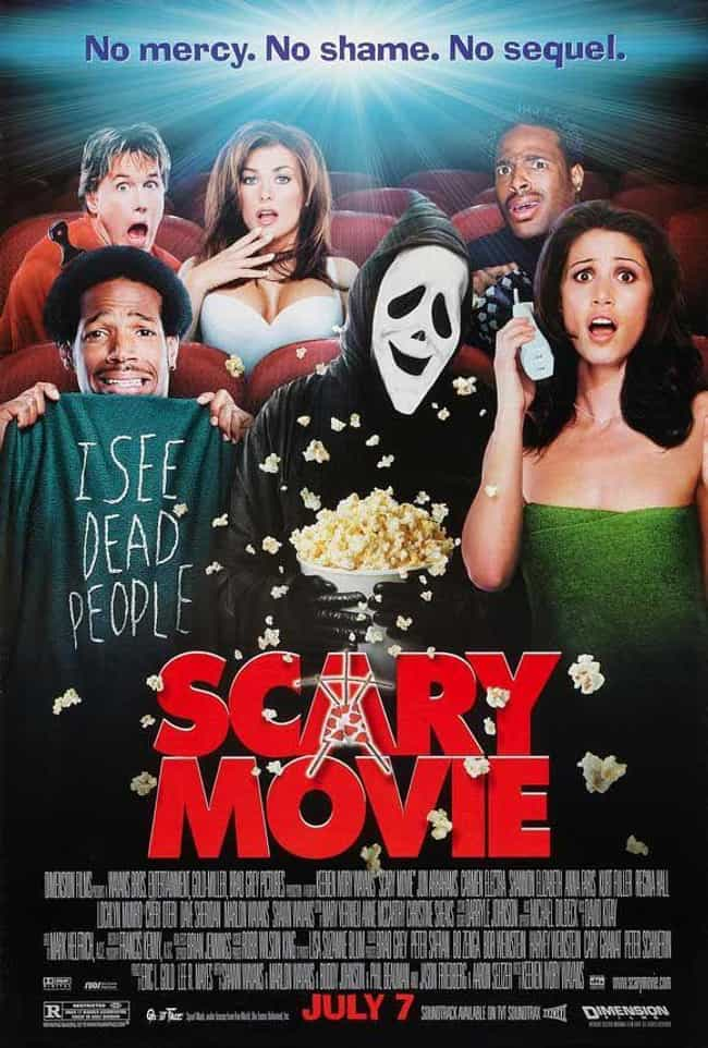 Scary Movie is listed (or ranked) 1 on the list The Best Scary Movie Movies