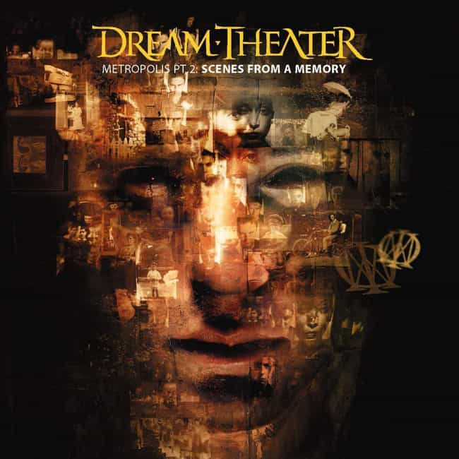 Metropolis, Part 2: Scenes Fro... is listed (or ranked) 1 on the list The Best Dream Theater Albums of All Time