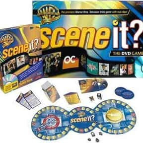 Scene It? is listed (or ranked) 15 on the list The Best Board Games for Parties